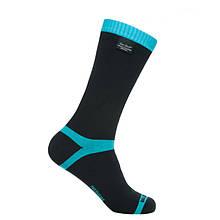 Носки водонепроницаемые Dexshell Coolvent XL Aqua Blue