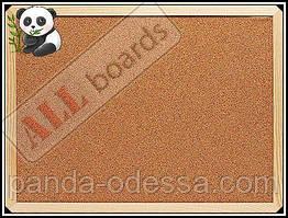 """Пробкова дошка 90х60см в дерев'яній рамі TM """"ALL boards"""""""