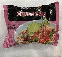 Лапша быстрого приготовления  креветка Chua Cay 75г (Вьетнам)