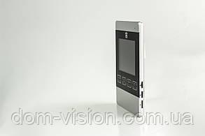 Видеодомофон DOM DS-4S + панель вызова, фото 2