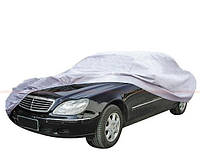 """Тент для легкового автомобиля Milex """"L"""" 483x178x120см"""