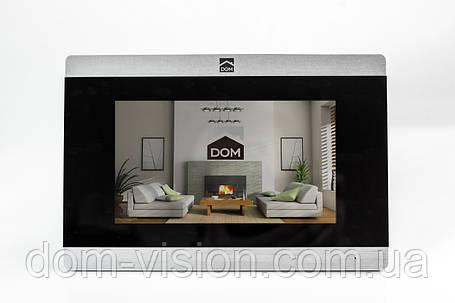 Видеодомофон DOM DS-7TS+ панель вызова DOM CS02 c витрин, фото 2