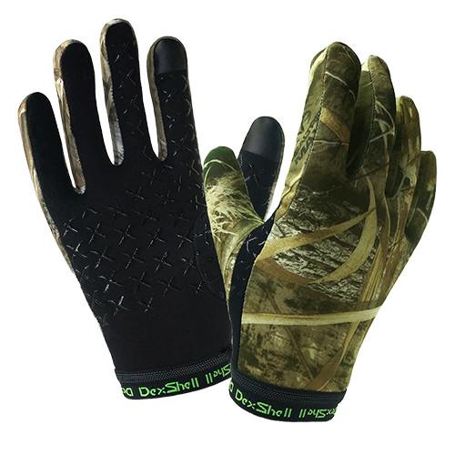 Dexshell Drylite Gloves Camo LXL Перчатки водонепроницаемые