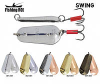 Блесна Fishing ROI Swing 25gr 002+001