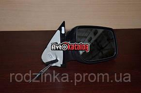 Зеркало боковое 1118 правое механическое н/о Автокомпонент ВАЗ