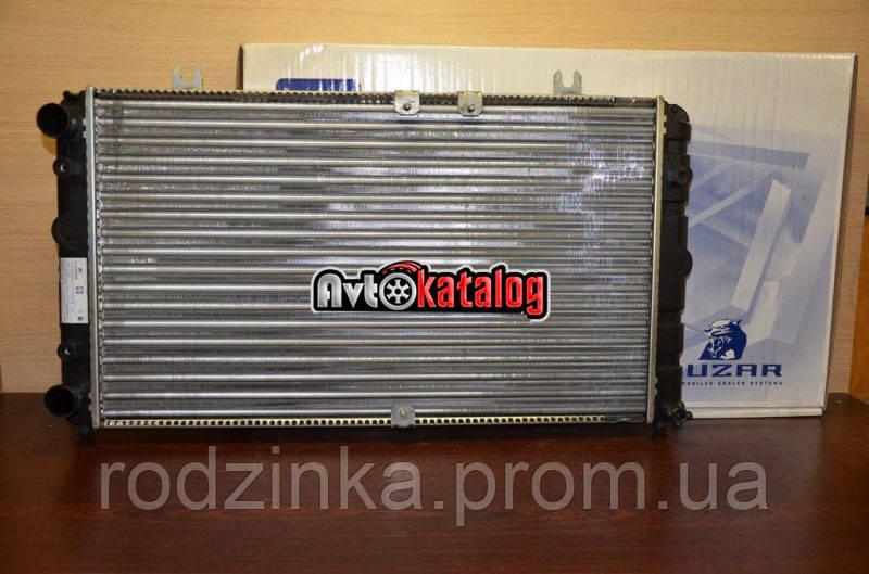 Радиатор охлаждения 1118 алюм Лузар