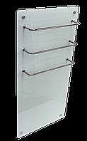 Полотенцесушитель стеклокерамический HGlass GHT 5010 W