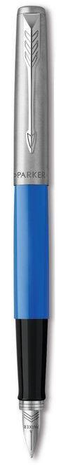 Перьевая ручка Parker Jotter 17 Plastic Blue Ct Fp F