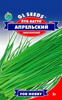 Семена лук Батун Апрельский 2 г.(на перо)