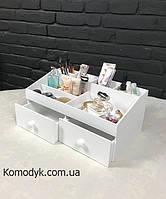 Б'юті-кейс для косметики (ручна робота) + 2 Подарунки