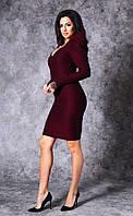 Женское элегантное платье Poliit № 8687