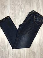 Джинсы Dolce Gabbana|Мужские темно-синие джинсы Дольче Габбана плотные