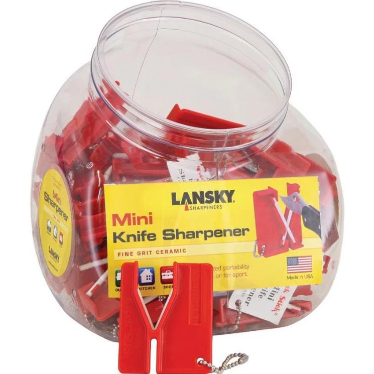 Lansky точилка портативная Mini Crock Stick (30шт)