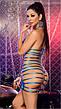 Латексное платье эротическое. Сексуальное латексное платье с открытой спиной., фото 2