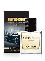 """Ароматизатор для автомобіля AREON """"Perfume"""" Platinum 50ml (парфуми)"""