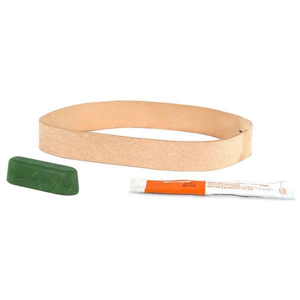 Work Sharp ремінь WSKTS-KO Leather Strop Kit шкіряний