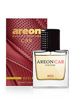 """Ароматизатор для автомобіля AREON """"Perfume"""" Red 50ml (парфуми)"""