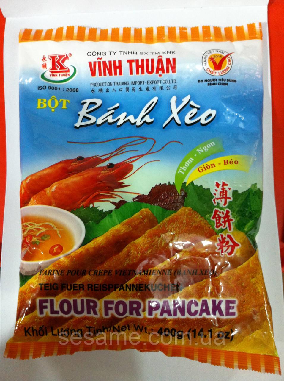Готовая смесь для панировки Vinh Thuan Banh Xeo 400г. (Вьетнам)