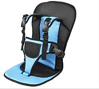 Безкаркасне автокрісло для дітей Multi-Function Car, Синє, фото 1