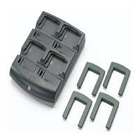 Четырехслотовое зарядное устройство SAC7X00-401CES для батарей ТСД Zebra (Motorola/Symbol) MC3000 БУ