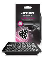 """Ароматизатор для автомобіля AREON """"Box"""" Bubble Gum (жуйка) 70gr"""