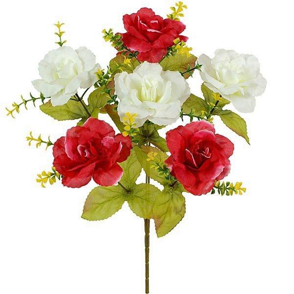 Букет розы  39см(по 20 шт. в уп)