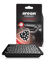 """Ароматизатор для автомобіля AREON """"Box"""" Strawberry (Полуниця) 70gr"""