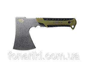 Топор Gerber Pack Hatchet Camping Axe - Sage Green