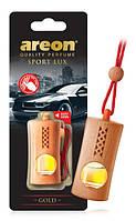 "Ароматизатор для автомобиля AREON ""Fresco Sport LUX ""  Gold (Парфюм) 4ml"