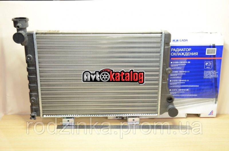 Радиатор охлаждения 2106 алюм Дааз