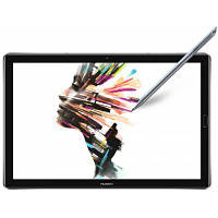 Планшет Huawei MediaPad M5 Lite 10 FullHD (BAH2-W19) 4/64GB Wi-Fi Grey (53010QDN)