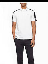 Футболка поло мужская Calvin Klein Heritage Logo Tape Polo Shirt