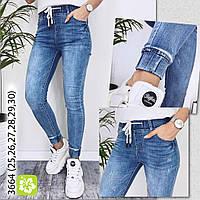 Женские джинсы-джоггеры New jeans 1-3664, фото 1