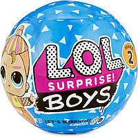 L.O.L. Surprise Boys Series 2 ЛОЛ Мальчики 2 серия 100% Оригинал. MGA Entertainment