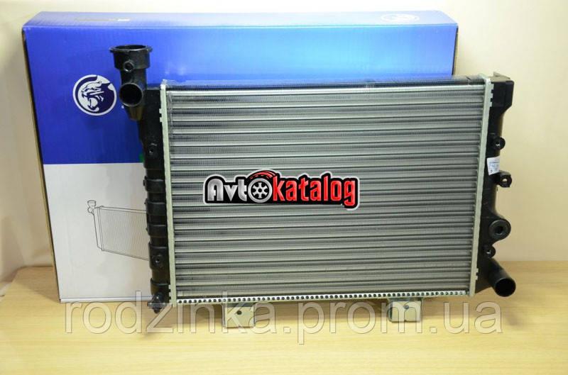 Радиатор охлаждения 2107 алюм Лузар