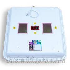 Інкубатор Рябушка-2 40 яєць, цифровий, автоматичний, таймер, вентилятор, фото 2