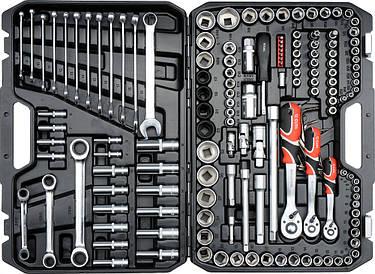 Набір інструменту 150 предметів YATO YT-38811