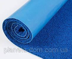 Напольное покрытие ПВХ Yagel, цвет синий