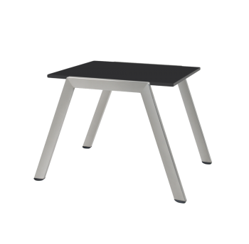 Столик для шезлонга Papatya Zen 1049 M черный