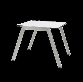 Столик для шезлонга Papatya Zen 1050 M белый