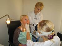 Лечение тонзиллита методом криодеструкции