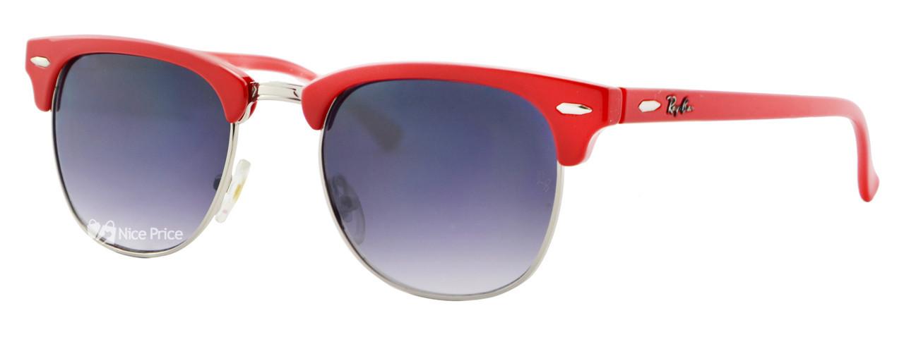Солнцезащитные очки Ray Ban Clubmaster 5779 692-472-5 50-20 145 Red