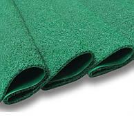 Напольное покрытие ПВХ Yagel, цвет зеленый