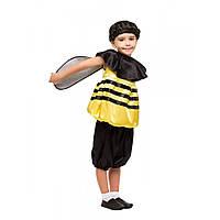 Детский костюм Пчелки, Пчелы 5,6,7,8 лет. Новогодний карнавальный костюм насекомые для мальчиков