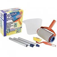 Валик для покраски Pintar Facil с резервуаром