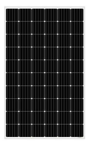 PV-панель AS-6M30-310W, 5BB, Mono, (PERC) 1000V, рама 35мм, фото 2