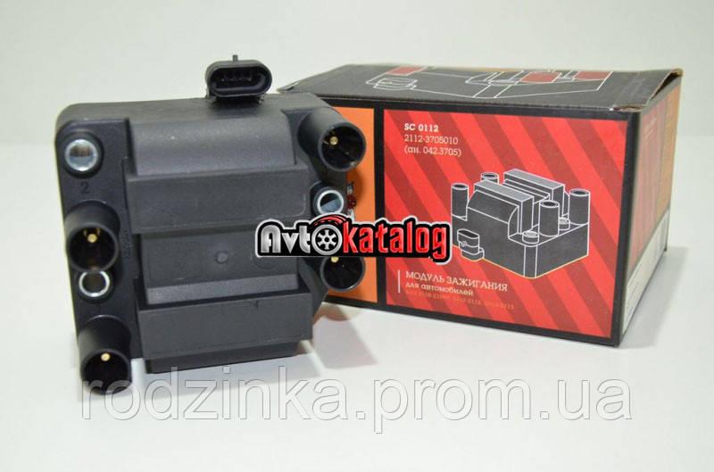 Модуль зажигания 2110 4 контакта (катушка) СтартВольт
