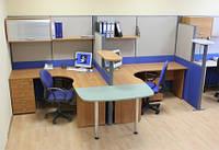 Мебель для персонала. офисные столы, тумбы, шкафы, стеллажи