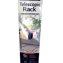 Сушилка для белья на присосках Telescopic Rack, фото 3