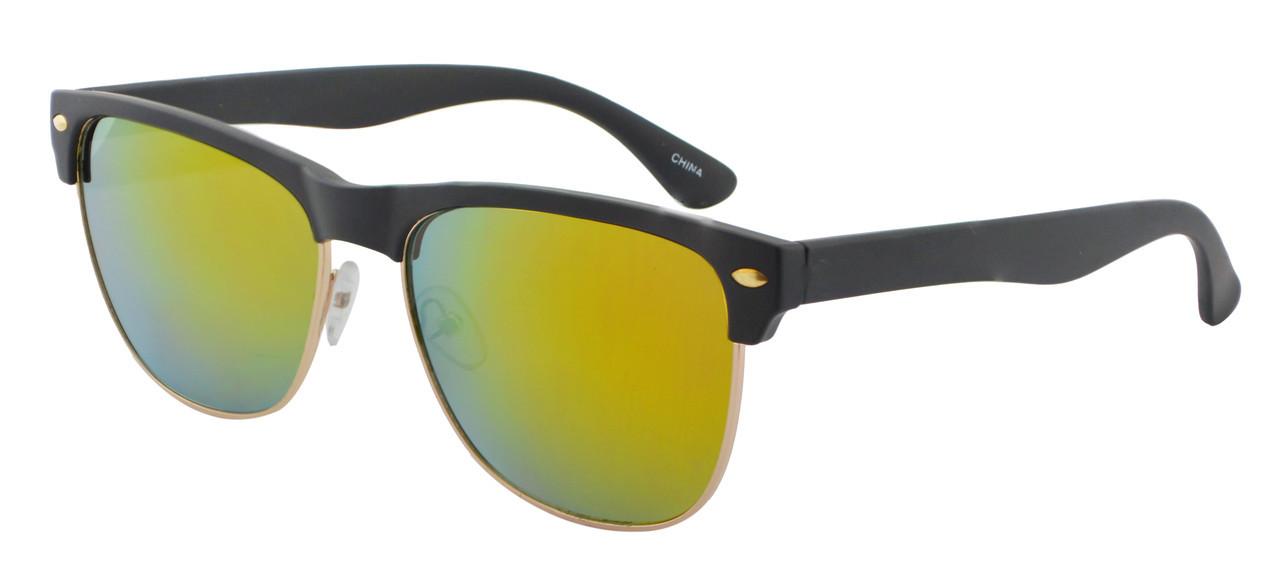 Солнцезащитные очки Ray Ban Clubmaster Клабмастер RB 95100 (репліка)